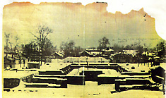 Moskau POW Camp 7453 1946-48