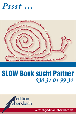 SLOW Book sucht Partner